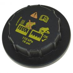 90-15 Ford, Lincoln, Mercury Multifit Pressurized Radiator Overflow Bottle Tank Cap (Motorcraft)