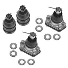 1970-05 GM Upper & Lower Ball Joint SET of 4