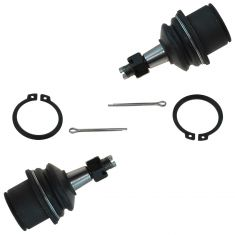 05-09 Chrysler 300; 06-09 Charger; 05-08 Magnum w/2WD Front Lower Non Adjustable Balljoint Pair
