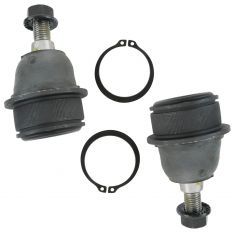 11-13 Chrysler 200; 07-10 Sebring; 08-13 Avenger; 09-13 Avenger Front Lower Ball Joint Pair