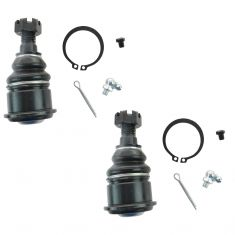 96-07 Ford Taurus, Mercury Sable; 95-02 Lincoln Continental Fr Lower Ball Joint (Serviceable) Pair