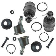 1995-11 Explorer Ranger Mountaineer Upper & Lower Ball Joint Kit (Set of 4)
