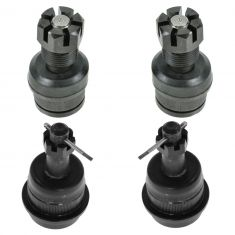 84-89 Jeep Cherokee; 86-89 Comanche; 84-89 Wagoneer; 87-90 Wrangler Ball Joint Kit (4pc)