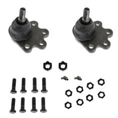 1988-05 Chevy GMC Lower Ball Joint 4WD PAIR (MOOG)