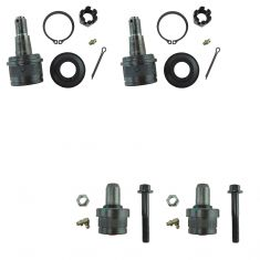 99-05 Ford Upper & Lower Ball Joint Kit (Set of 4) (MOOG K80027 & K80028)