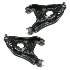 97-04 Ford F150, Expedition & Navigator 2wd Control Arm Front Lower Pair