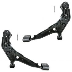 96-99 I30 (w/Touring Pkg); 95 Maxima SE & GXE; 96-99 Maxima Front Lower Control Arm PAIR