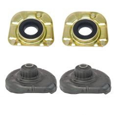 93-97 Volvo 850;  98-07 70, 80 Series Front Strut Bushing & Mount Plate PAIR