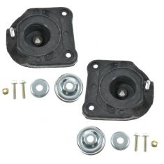 04-05 Chevy Classic; 97-03 Malibu; 99-04 Alero; 97-99 Cutlass; 99-05 Grand Am Strut Mount Rear PAIR