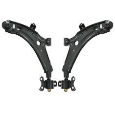96-00 Hyundai Elantra; 97-01 Tiburon Front Lower Control Arm w/Ball joint Pair