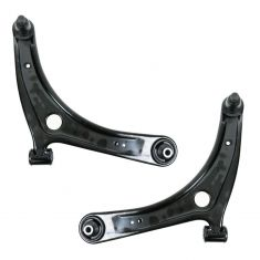 08 Mitsubishi Lancer; 07-08 Outlander Front Lower Control Arm w/Balljoint Pair