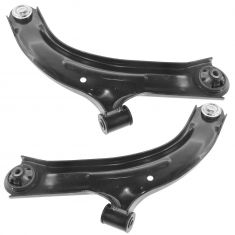 07-11 Nissan Versa; 09-11 Cube Front Lower Control Arm w/Balljoint PAIR