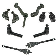97-99 Dodge Dakota; 98-99 Durango w/4WD Front Suspension Kit