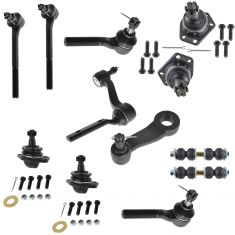 98-05 Chevy, GMC, Isuzu, Olds Mid Size PU, SUV w/4WD Front Suspension Kit