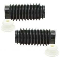 73-09 Acura, Chrysler, Ford, GM, Volvo, VW Multifit Front Strut Bellow & Bumper Stop Kit PAIR