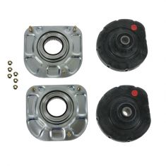 Strut Mount with Bearing & Spring Seat Bushing