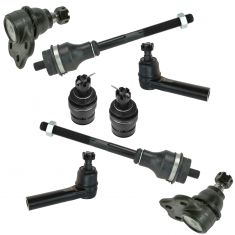 97-99 Dodge Dakota; 98-99 Durango 4WD Front Suspension Kit