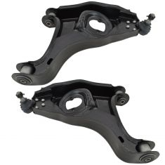97-04 Dodge Dakota; 99-03 Durango w/2WD Front Lower Control Arm w/Balljoint PAIR