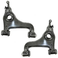 99-02 MB E55 AMG; 98-02 E430; 96-03 E Series 2WD Front Lower Control Arm w/o Balljoint PAIR