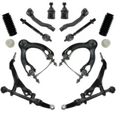 94-97 Acura Integra; 92-95 Honda Civic; 93-97 Del Sol 12 Piece Front Suspension Kit