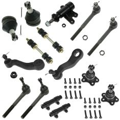 1993-00 Cadillac Chevy GMC Pickup SUV 2WD 15 Piece Front Suspension Kit