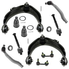 01-03 Acura 3.2CL; 99-03 3.2TL; 98-02 Honda Accord 10 Piece Front Suspension Kit
