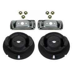 84-95 Mercedes Front Strut Mount Kit Pair