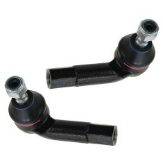 6/98-10 VW Beetle; 8/98-06 Golf; 8/98-05 Jetta Outer Tie Rod End Pair
