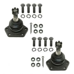 70-99 Chevy; GMC 2WD C20, C30 P/U; Van Front Upper Ball Joint Pair