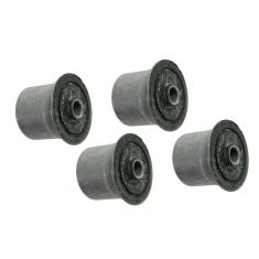 84-01 Jeep Cherokee; 86-92 Comanche; 84-90 Wagoneer Fr Upr Cntrl Arm Bushing Kit Pair