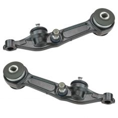 00-06 MB S350, S430, S500 (w/o Active Body Control) Front Lower Rearward Control Arm PAIR