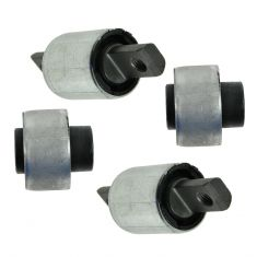 01-09 Volvo 60 Series; 01-07 70 Series Front Lower Control Arm Forward & Rearward Bushing (Set of 4)