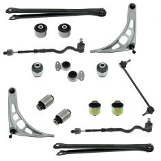 01-06 BMW 325Ci, 330Ci Front Steering/Suspension Kit