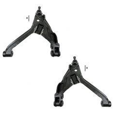 97-99 Dodge Dakota; 98-99 Durango 4WD Frt Lwr Control Arm PAIR