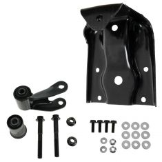 99-13 Silverado, Sierra 1500; 04-13 Hybrid Rear Leaf Spring Rear Shackle & Bracket Kit LH or RH