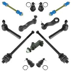 00-07 Cadillac Chevy GMC Pickup SUV Multifit 13 Piece Suspension Kit