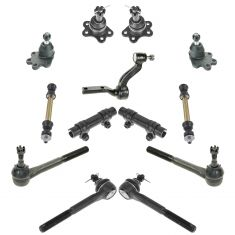 1988-92 Chevy, GMC K1500 K2500 Pickup 13 Piece Suspension Kit