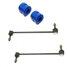 96-00 Chrysler, Dodge, Plymouth Minivan Front Sway Bar Link & Bushing Set