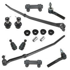 06-08 Dodge Ram 1500; 03-07 Ram 2500, 3500 Front Suspension Kit (11 Piece Set)