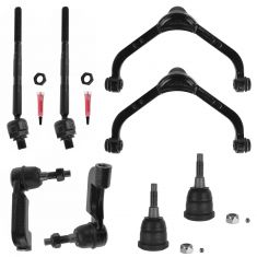 06-07 Jeep Liberty 8 Piece Front Suspension Kit