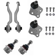 06-08 MB E320, E350; 07-09 E550, SL65; 07-08 SL55; 08 SL550; 08-09 SL600 Control Arm & Balljoint Kit