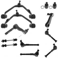 97-02 Expedition; 97-04 F150; 98-02 Navigator Suspension Kit (10 Piece)