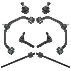 98-04 Ford Ranger; 98-04 Mazda Pickup 8 Piece Steering & Suspension Kit