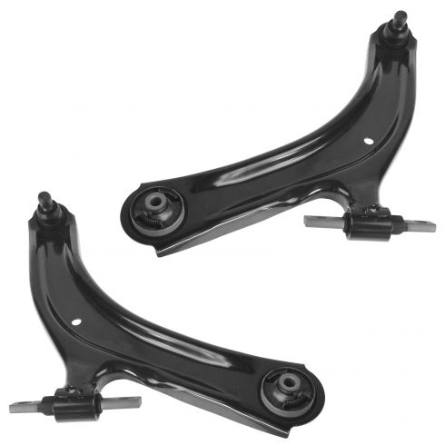 08-13 Nissan Rogue Front Lower Control Arm w/ Ball Joint PAIR