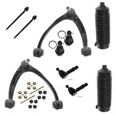 Escalade Avalanche Silverado Sierra Front Suspension & Steering Kit