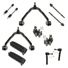 99-07 Silverado, Sierra 1500 (Std & Ext Cab) Old Body w/2WD Frt Stg & Susp Kit (12 Piece Set)