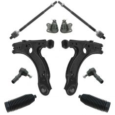 99-06 VW Golf Jetta Beetle Front 10 Piece Steering & Suspension Kit