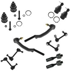 04-07 GM Multifit SUV 12pc Front Suspension Kit