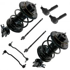 02-06 Nissan Altima Front Steering & Suspension Kit (8 Piece)