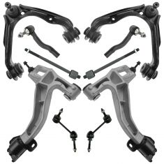 03-05 Crown Vic; Grand Marquis; Town Car Front Steering & Suspension Kit (10 Piece)